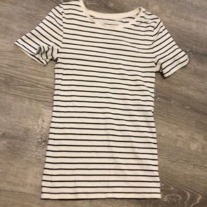 A new day extra small top striped